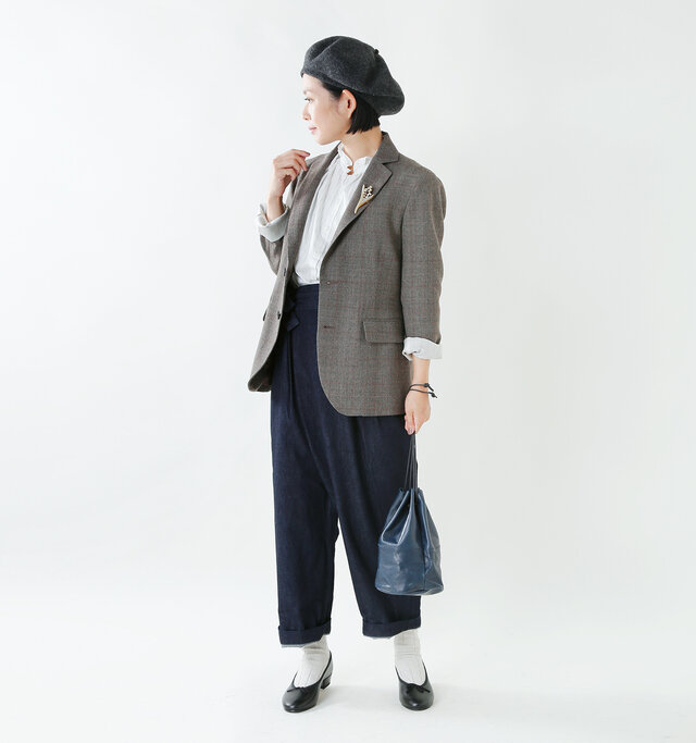 model mayu:158cm / 48kg color : mix / size : one