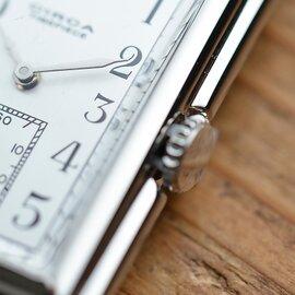 3b0e67165d CIRCA│レザーベルト×シルバーケース腕時計 ct115t-tr - Piu di ...