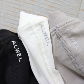 ALWEL|HALE SLEEVE BOXY T - ボックスTee
