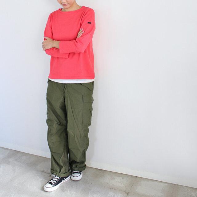 ピンクレッド / 0 着用、モデル身長:164cm