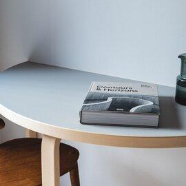 Artek│半円テーブル