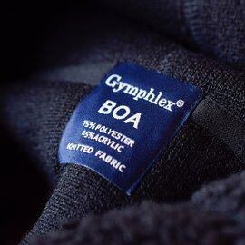 Gymphlex くるみボタンボアベスト j-1069pl-tr
