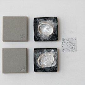 鶫 tsugumi 銀小物製作所|Nami・Umi リング・バングル