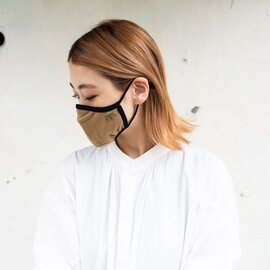 AS2OV 3LAYER MASK【Sサイズ】日本製 高機能 3層構造 マスクSサイズ