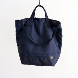 KAPTAIN SUNSHINE|Quilting Military Nylon Tote Made by PORTER