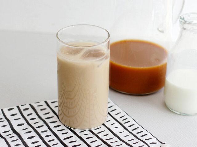 ストレートで楽しむのはもちろん、ミルクとの相性がとても良く、濃厚なミルクティーは格別の味わいです。