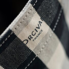 ORCIVAL|ライトキャンバスチェックトートショルダーバッグ rc-7186lcn-hm
