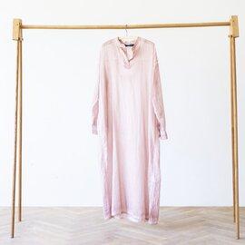 mizuiro ind|pigment dyed long shirt