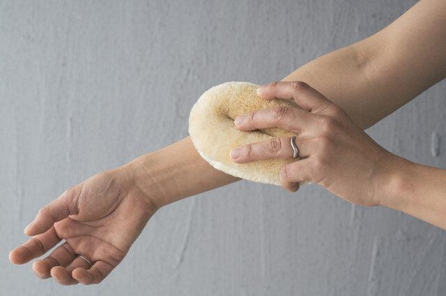 中でも「サトウさん」は一番柔らかいタイプ。小さすぎず、大きすぎず、手に持ちやすいサイズ感。