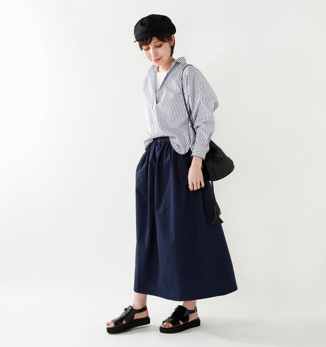 model yama:167cm / 49kg color : black / size : 38   足に負担が少なくしっかり歩きやすいのでお出かけにぴったりです。