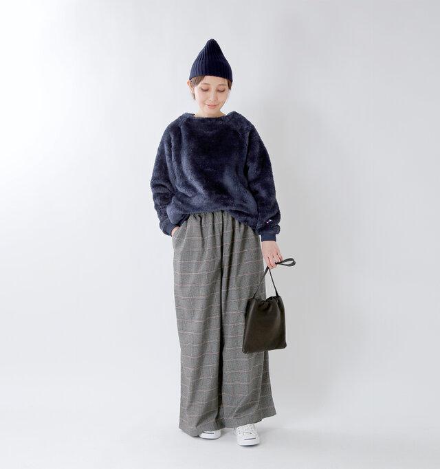 model yama:167cm / 49kg color : nevy / size : M
