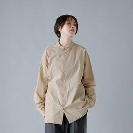 susuri|コットンコーバスシャツ 21-306