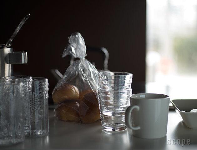 iittala |  Aino Aalto グラス