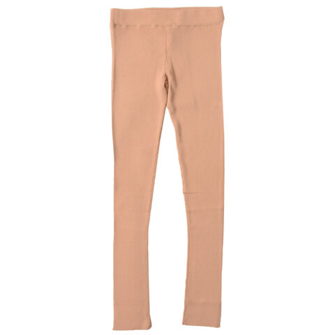 MARECHAL TERRE|Rib leggings リブレギンス ニットレギンスパンツ・ZMT191KN724 マルシャル テル