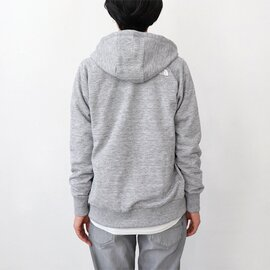 THE NORTH FACE|Color Heathered Sweat Full Zip Hoodie ジップパーカー