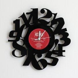 HINODE|Re Vinyl ウォールクロック