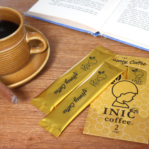 INIC coffee|Honey Coffee(2本セット)【母の日ギフト】