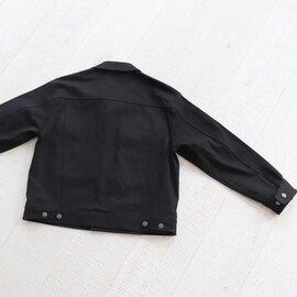 blurhms|Denim Short Jacket
