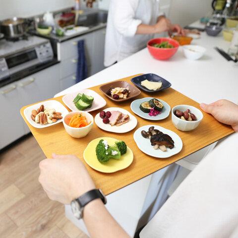 Teshio|三つ雲 豆皿