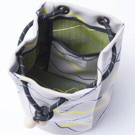 TRICOTE STICK BUCKET BAG / MOUNTAIN BUCKET BAG スティック/ マウンテン バケットバッグ